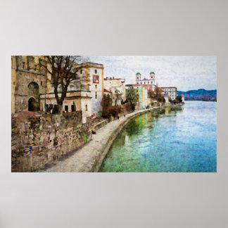 Poster of Passau, Germany