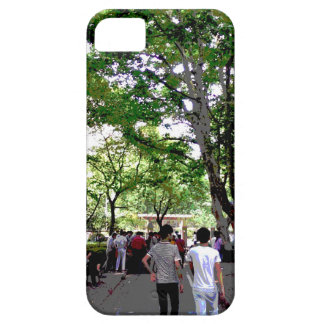 Poster of Shanghai China iPhone 5 Cases