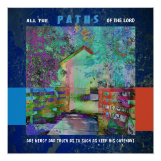 POSTER...Paths of the Lord Poster
