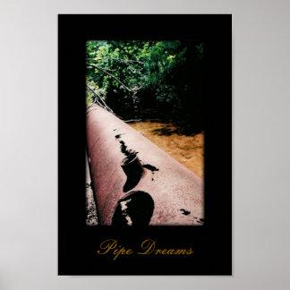 Poster - Pipe Dreams