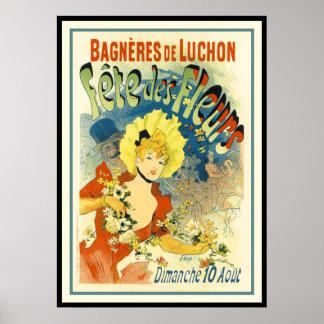Poster/Print:  Jules Cheret Vintage Poster Art