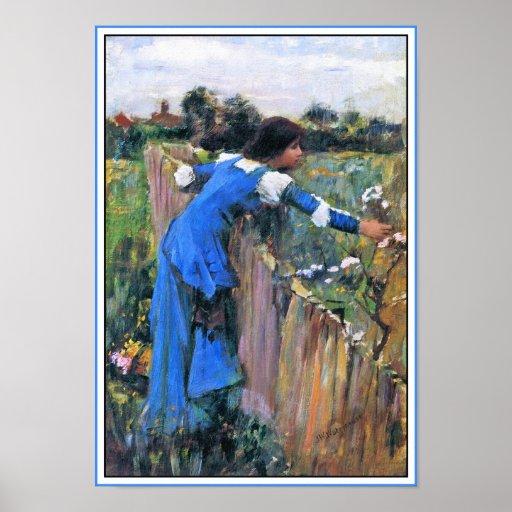 Poster Print: Spring by John Waterhouse