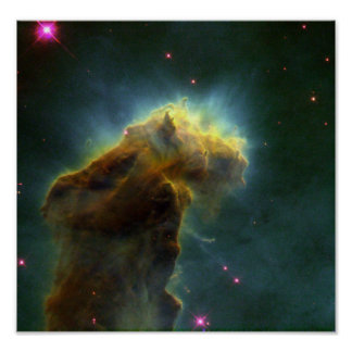 Poster/Print: Starry Sea Serpent - NASA Image Poster
