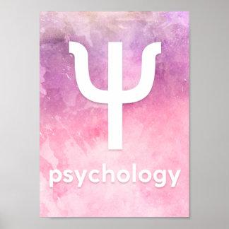 Poster Psychology 002 21cm x 29cm