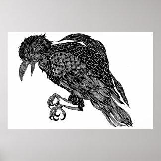 Poster Raven