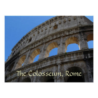 Poster--Roman Colosseum Poster