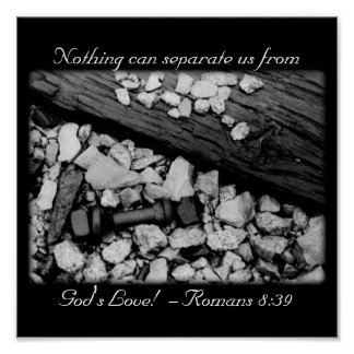 Poster - Romans 8:39