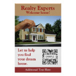 Poster Template Realty Experts