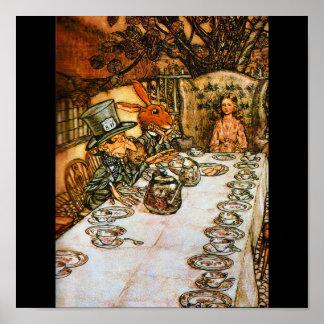 Poster-Vintage Illustration-Rackham 7 Poster