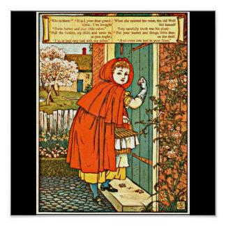 Poster-Vintage Illustration-Walter Crane 55 Poster