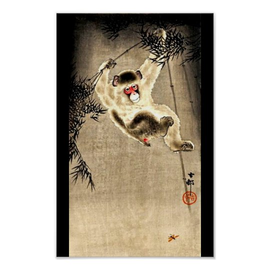 Poster-Vintage Japanese Art-Ohara Koson 16 Poster