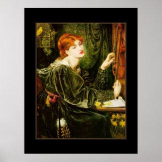 Poster Vintage Veronica Veronese 1872