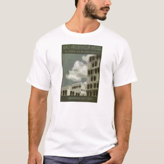 Poster week of architecture T-Shirt
