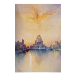 Watercolour Posters. Find a poster that combines with your space.