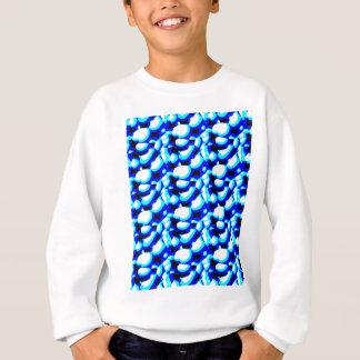 Posterized Bubbles Extreme Sweatshirt