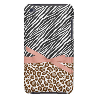 Posters de animaux coques iPod Case-Mate
