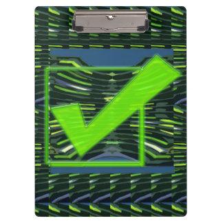 Postive YES motivation ClipBoard NVN269 Resolve