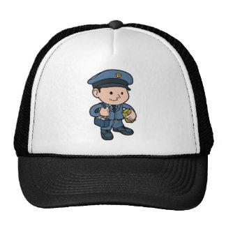 postman or Mail-man Trucker Hat