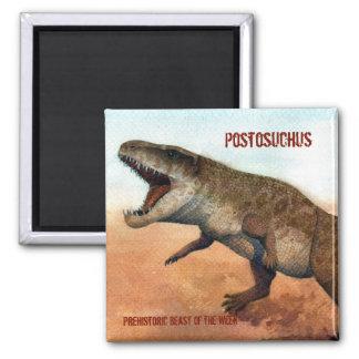 Postosuchus Magnet