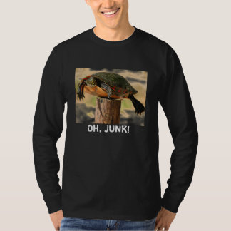 postturtle, Oh, Junk! T-Shirt