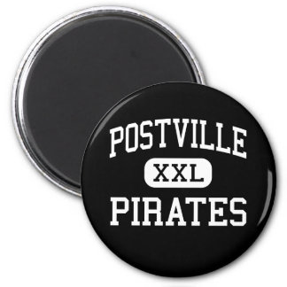 Postville - Pirates - High School - Postville Iowa Magnet