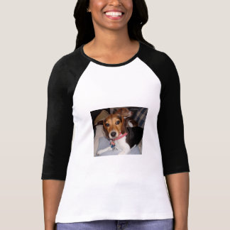 Posy the Beagle tricolor T-Shirt