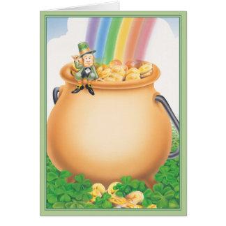 Pot O' Gold © Card