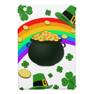 Pot of gold cover for the iPad mini