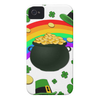 Pot of gold iPhone 4 Case-Mate cases