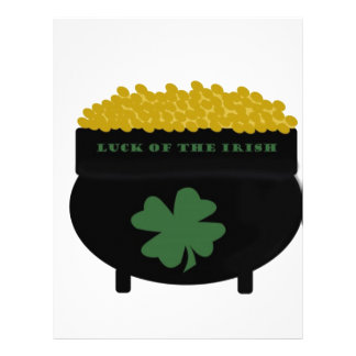 Pot Of Gold Letterhead