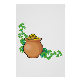 Pot of Gold Poster