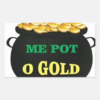 pot of gold treasure pot