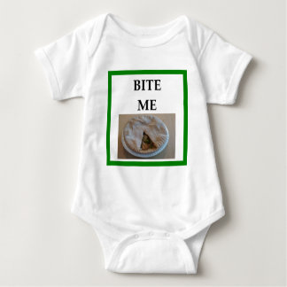 pot pie baby bodysuit