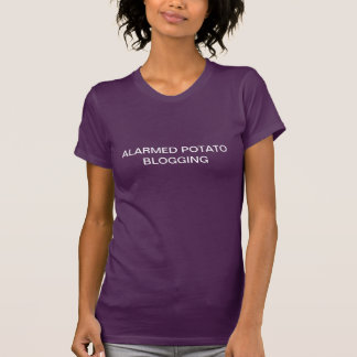 Potato Blogging T-shirt