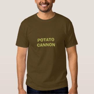 POTATO CANNON SHIRT