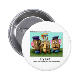 Potato Criminals Funny Mugs Tees Cards & Gifts Button