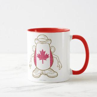 Potato eah mug