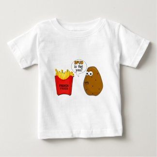 Potato French Fries is that you? funny Tee Shirts