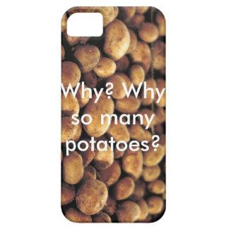 Potato iPhone Case
