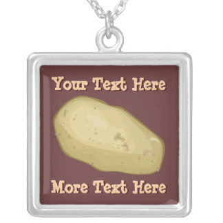 Potato Necklace