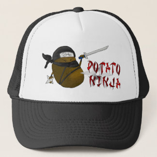 Potato Ninja Trucker Hat