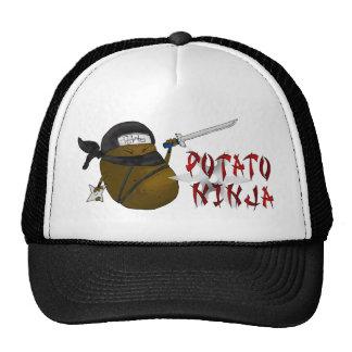 Potato Ninja Trucker Hat