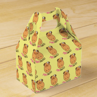 Potato Pugtato Favor Box