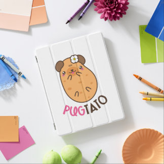 Potato Pugtato iPad Cover