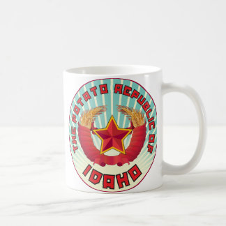 Potato Republic of Idaho Mug