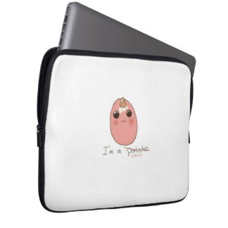 Potato unicorn laptop sleeve
