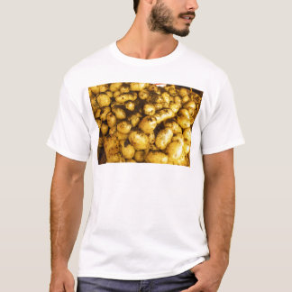 Potatoes at Hakaniemi Market Hall T-Shirt