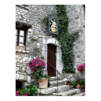 Poterie de la Tour in La Turbie, France Postcard