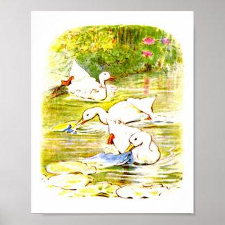 Potier 6 d'Art-Béatrix d'Affiche-Enfants
