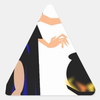 Potion Triangle Sticker